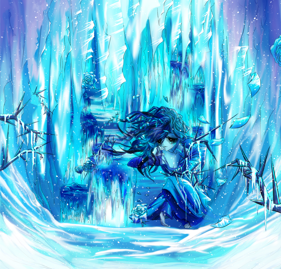 Winter Pain by Dontclimbthetrex