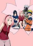 Team 7- Sakura Princess