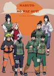 Naruto-No Way Out Cover