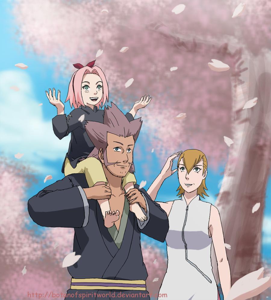 Haruno Family-Our Litt...