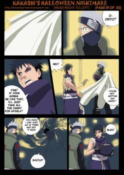 Kakashi's Halloween Nightmare Page 19