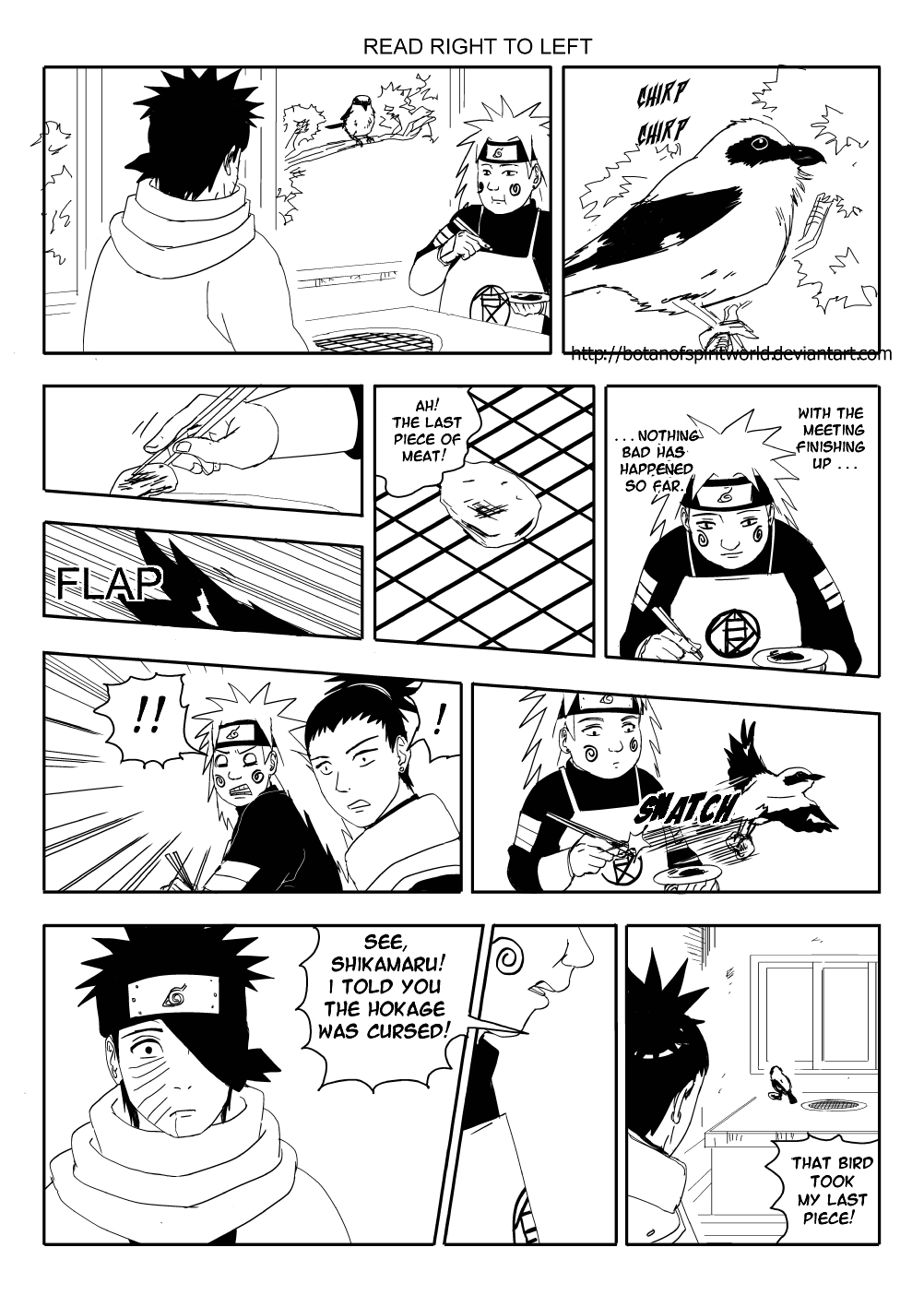Hokage Dilemma Pg.10 by BotanofSpiritWorld