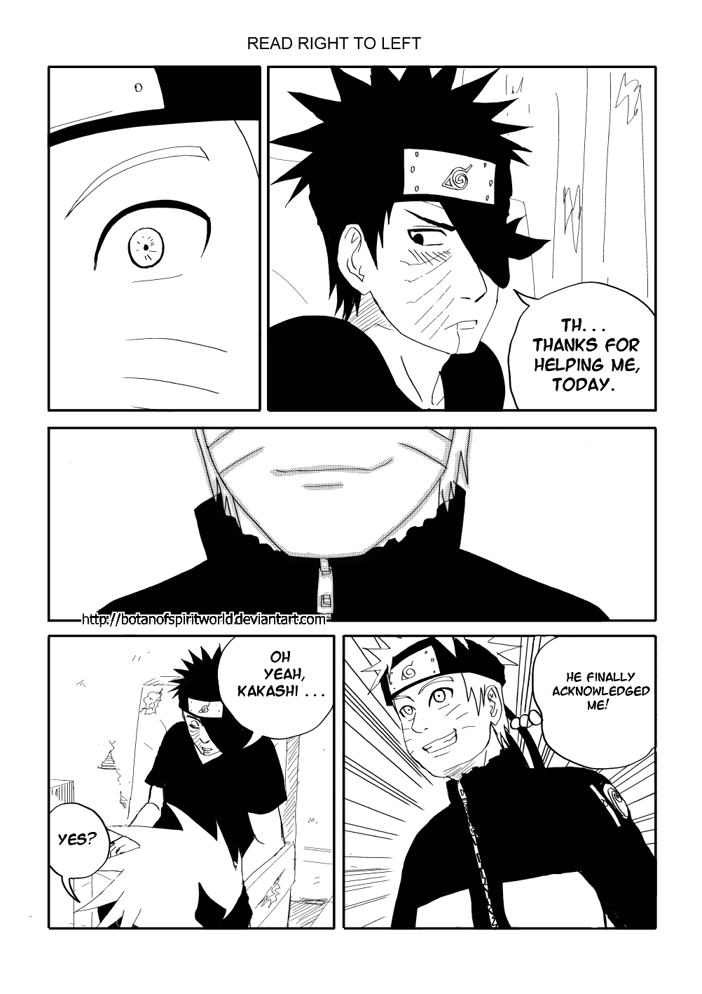 Hokage Dilemma Pg.33 by BotanofSpiritWorld