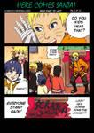 Naruto - Here Comes Santa! Pg.2 of 12