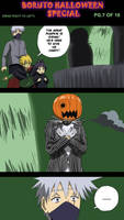 Boruto Halloween Special Pg.7 of 10 by BotanofSpiritWorld