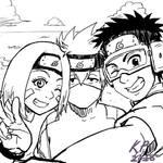Smile, Kakashi!