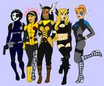 X Women do Disney II