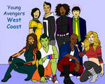 Young Avengers: West Coast