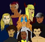 Racebent X-Men II