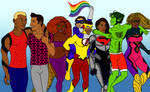 Teen Titans Pride by tapwater86
