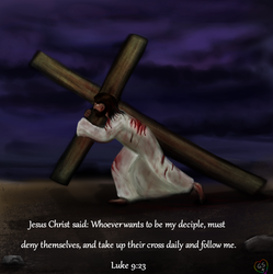 FIXED a 3rd time: The Passion of the Christ by TheHolySpiritSpeaks