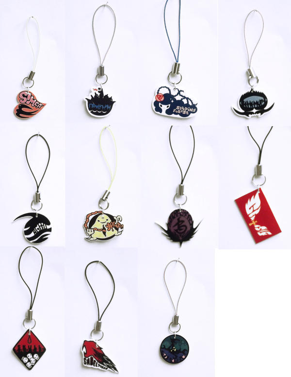 Air gear charm by DokuDangoProductions
