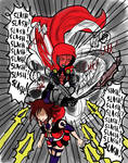 RWBY : Ruby Stand Battle Cry