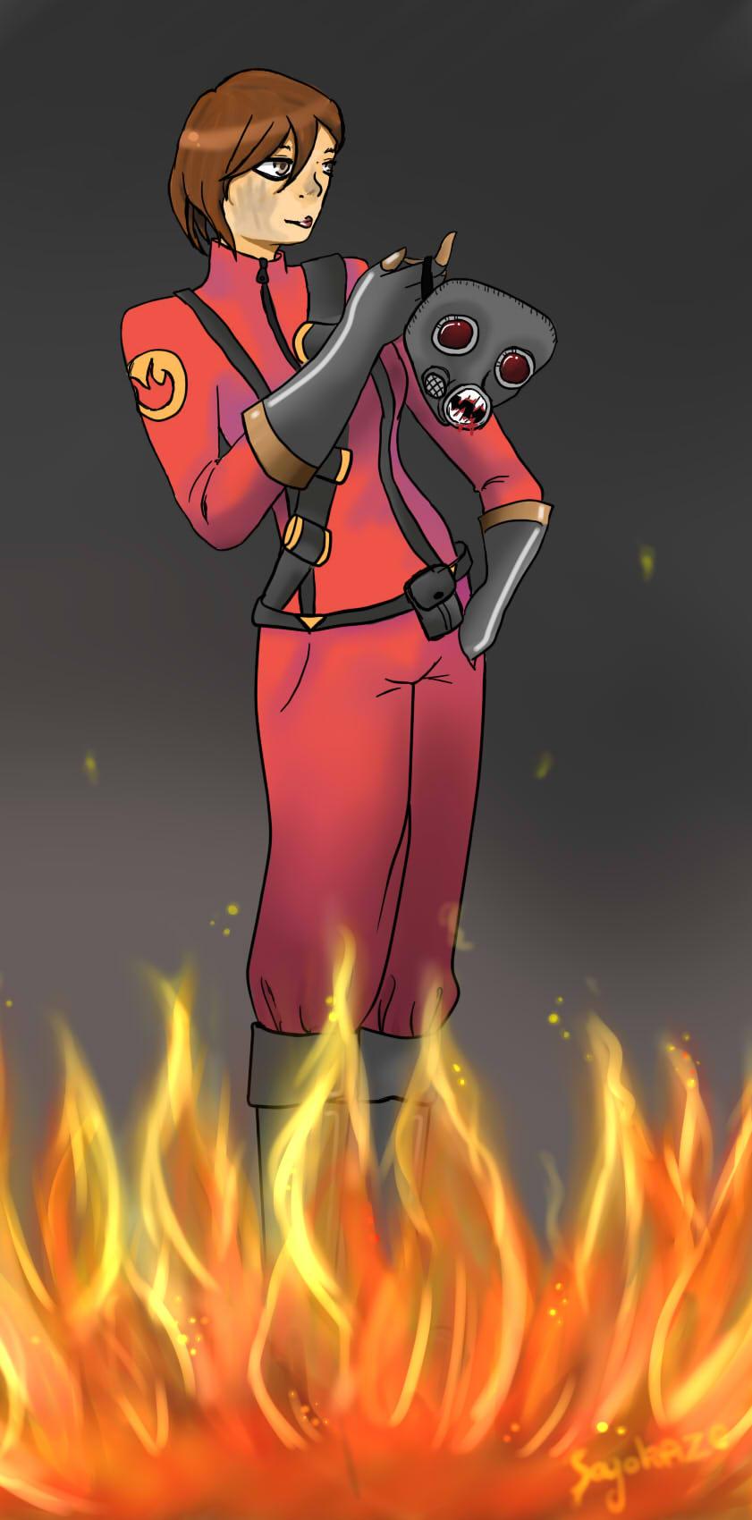 Tf2 Female Pyro