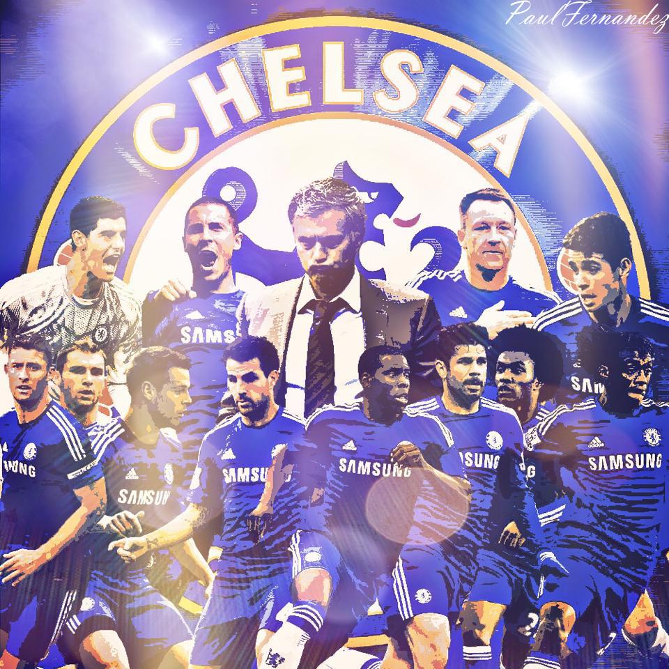 Chelsea Fc Iphone 7 Wallpaper Bk3
