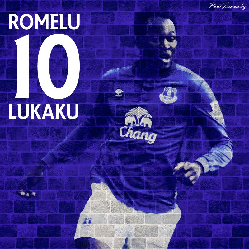 Romelu Lukaku: The Beast Of Merseyside By PF730 On DeviantArt