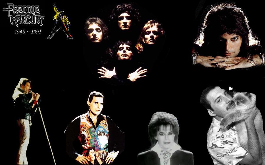 Freddie Mercury Wallpaper By Xflopiix On Deviantart