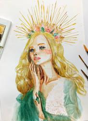 Celestial by acarlizeynep
