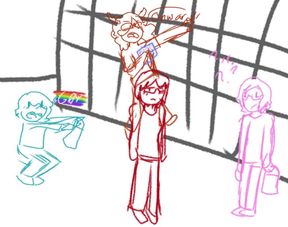 gay groceries by Luna-Spark