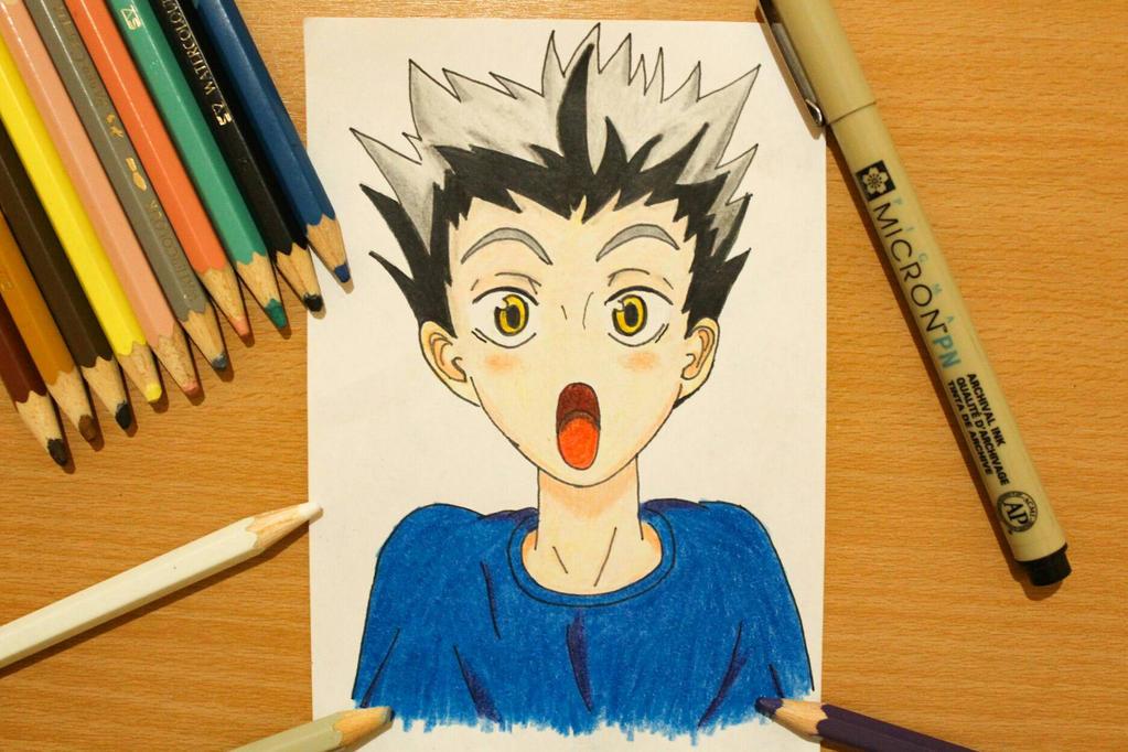 Ooh! Bokuto by sawakaya