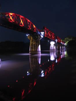 river kwai bridge.thailand