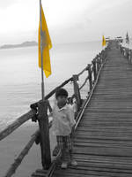 yellow flag by regina-oups