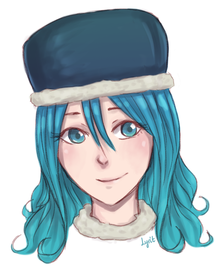 Juvia Headshot by LyritEmbrium