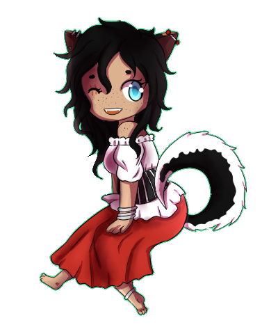 Freya Pagedoll Transparent by IrresistibleReject