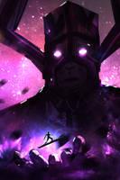 Galactus by TacoSauceNinja