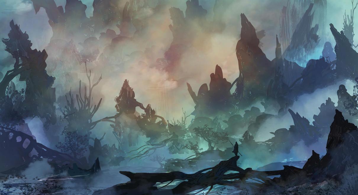 Cloud Cove by TacoSauceNinja