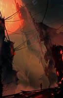 Darkening Sun 2 by TacoSauceNinja
