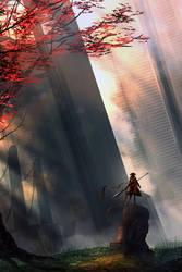 Breach The Wall by TacoSauceNinja