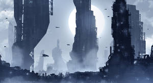 City by TacoSauceNinja