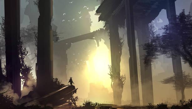 The Soundless Dawn