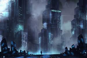 MegaCorp by TacoSauceNinja