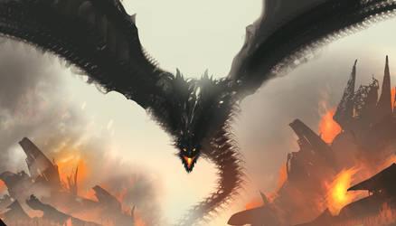 Dragon Days by TacoSauceNinja