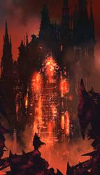 Hell Portal by TacoSauceNinja
