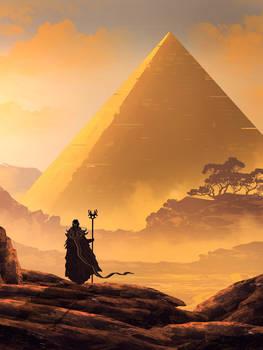 Primitive Pyramid