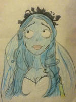 The Corpse Bride by alexwolf10