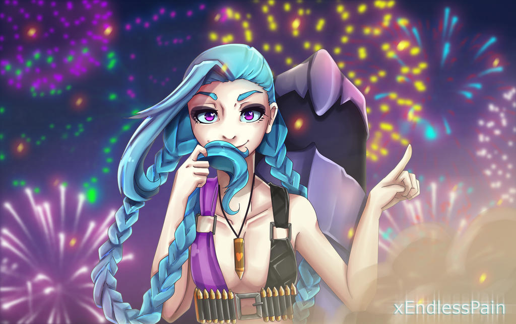 get jinxed by xEndlessPain