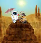 WALL-E+EVE: date