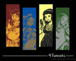 aph+hp: Four Founders