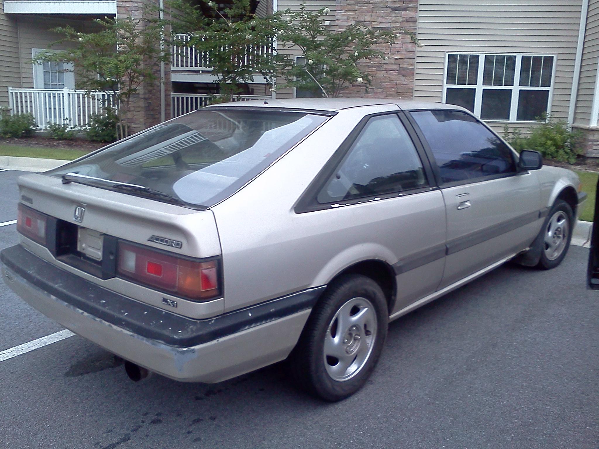 my 1986 honda accord hatchback by kyuubichowderfan on