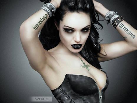 Dark Angelina