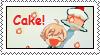 Honey stamp - Cake by dream0writer7
