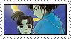 Kaze Hikaru I - Okita and Sei by dream0writer7