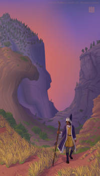Ogion in the Valley of Yaved
