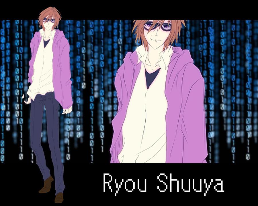TBH: Ryou Shuuya by Blackcaress