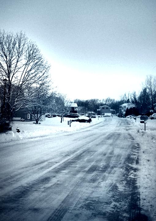 Wandering Winter by SmurfJ