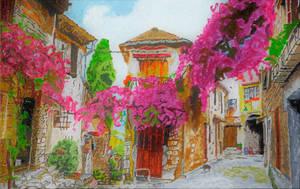 Fabulous Provencal village3